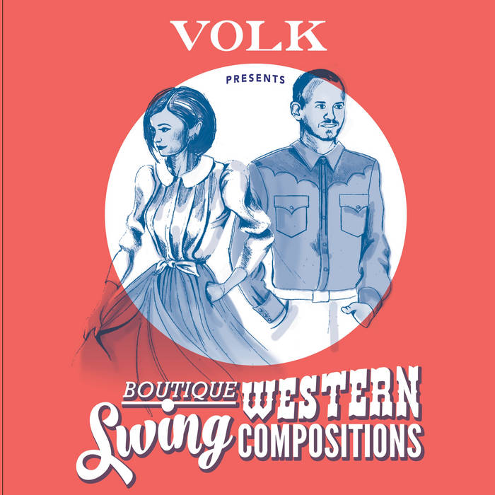 Boutique Western Swing Compositions cover art