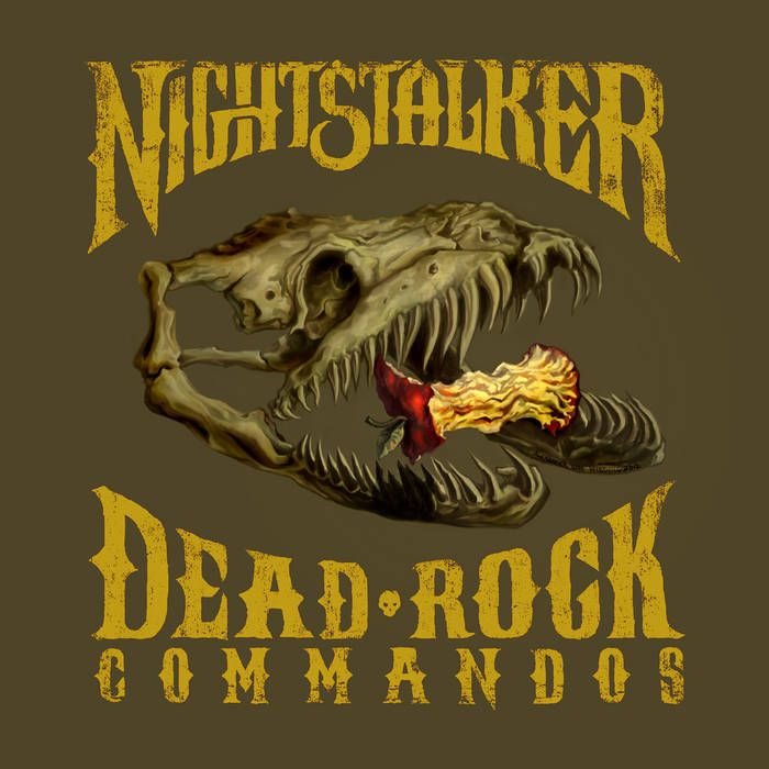 Dead Rock Commandos cover art