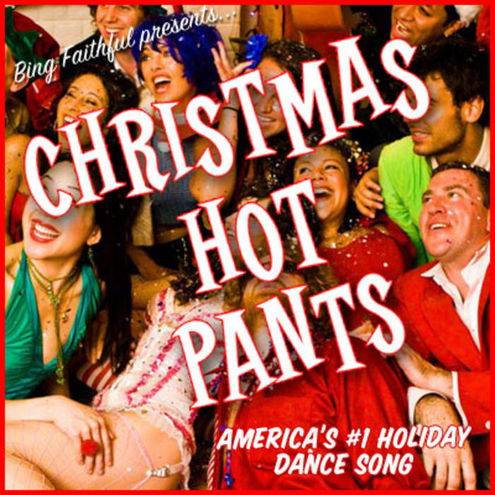 Christmas Hot Pants cover art