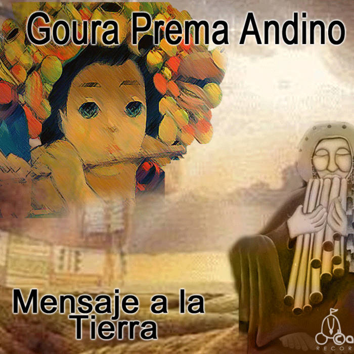 """Mensaje a la Tierra"" cover art"