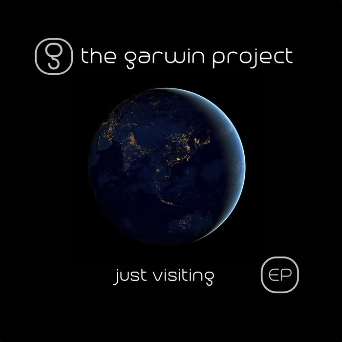 Just Visiting - EP cover art