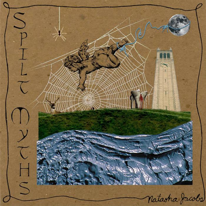 Spilt Myths -EP cover art