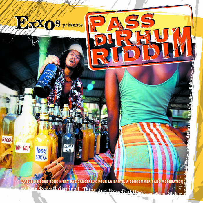 Pass-Di-Rhum Riddim cover art