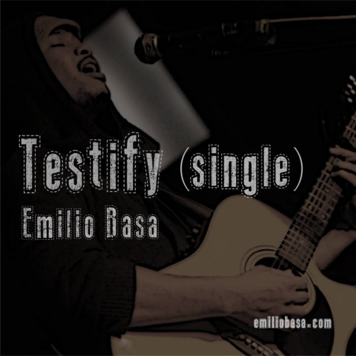 Testify (single) cover art