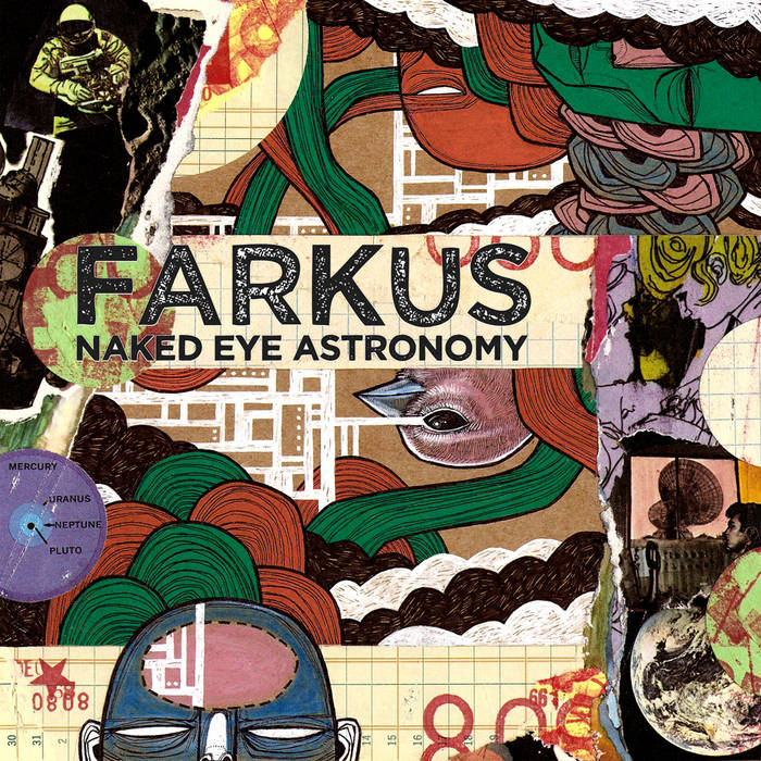Naked Eye Astronomy cover art