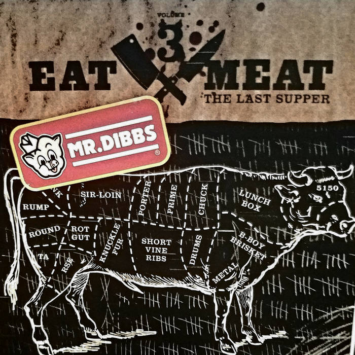 Eat Meat 3: The Last Supper cover art