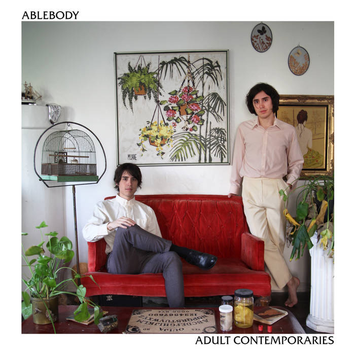 Adult Contemporaries cover art