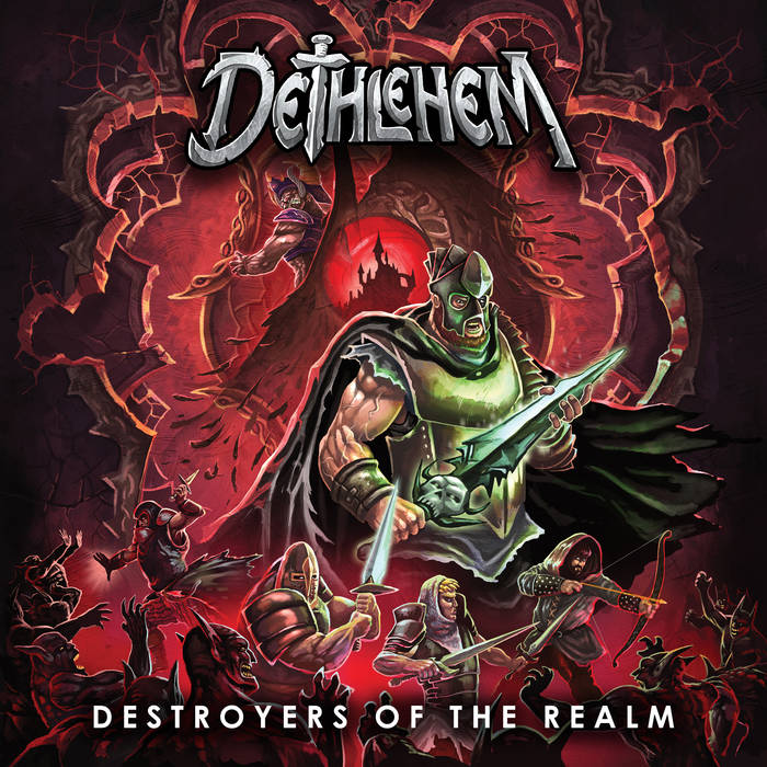 Destroyers of the Realm cover art