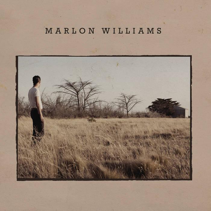 Marlon Williams cover art