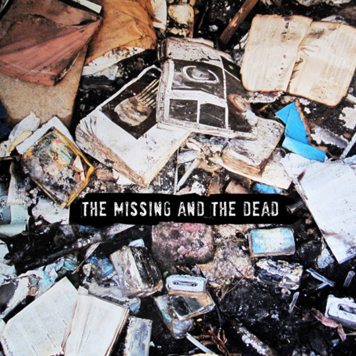 The Missing and The Dead - OST cover art