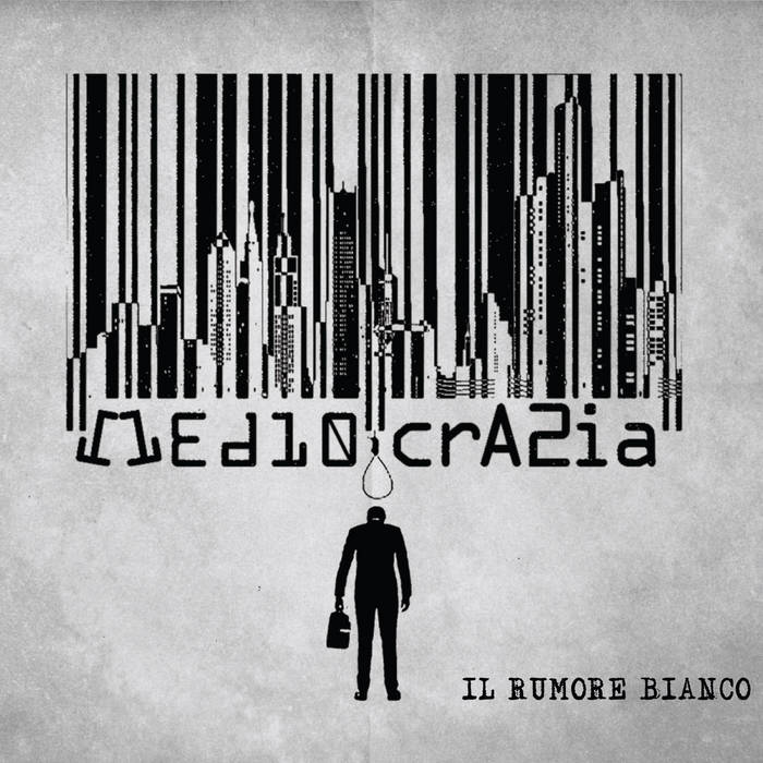 Mediocrazia cover art