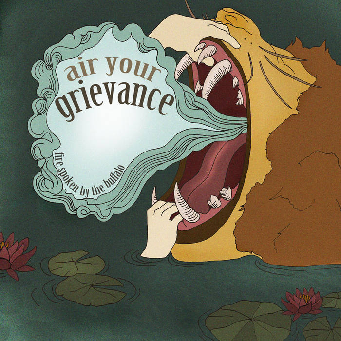 Air Your Grievance cover art