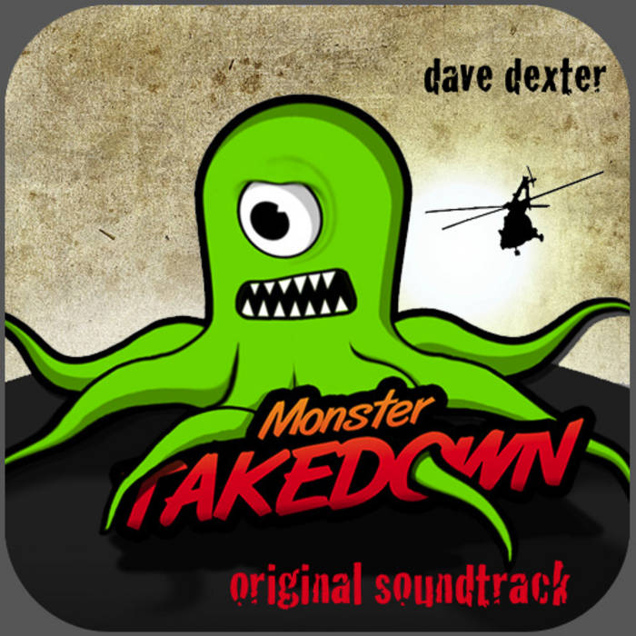 Monster Takedown OST cover art