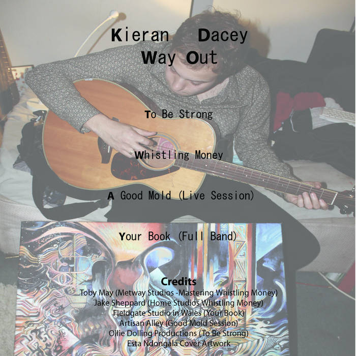 Kieran Dacey cover art