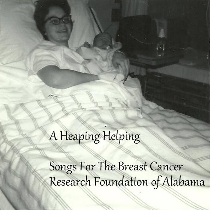 A Heaping Helping- Songs For The Breast Cancer Research Foundation Of Alabama cover art