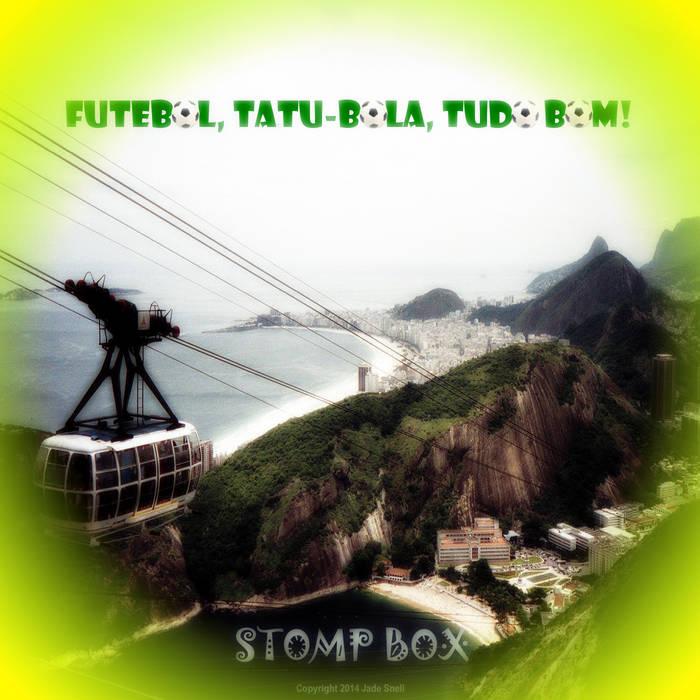 Futebol, Tatu-Bola, Tudo Bom! cover art