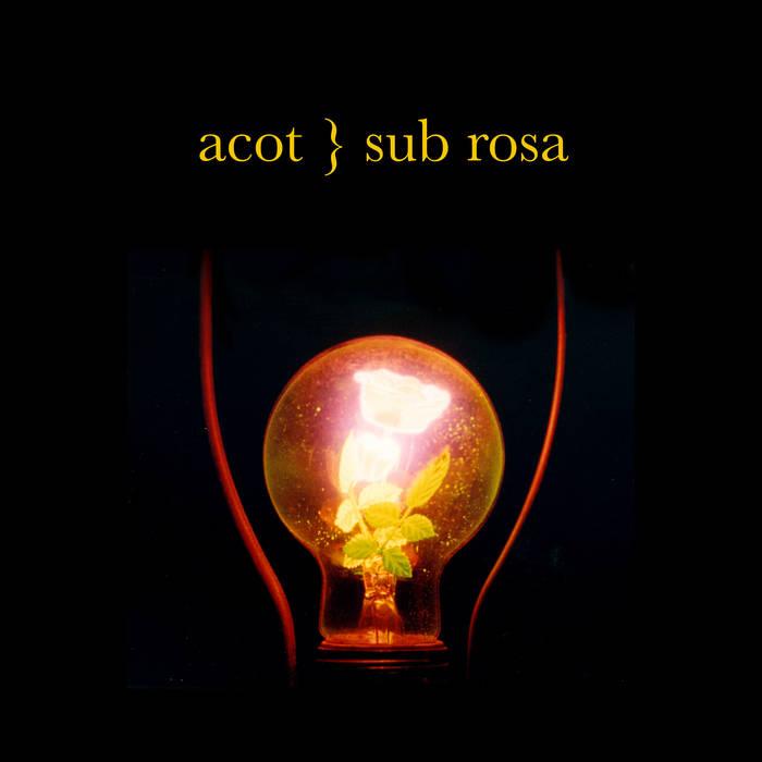 Sub Rosa cover art