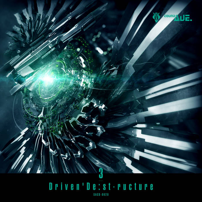 Driven' De:st-ructure 3 cover art
