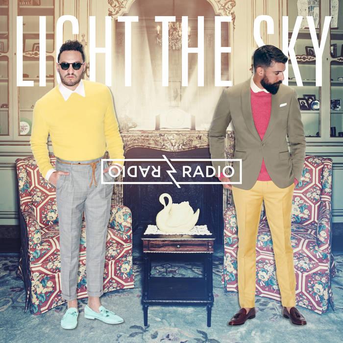 Light the Sky cover art