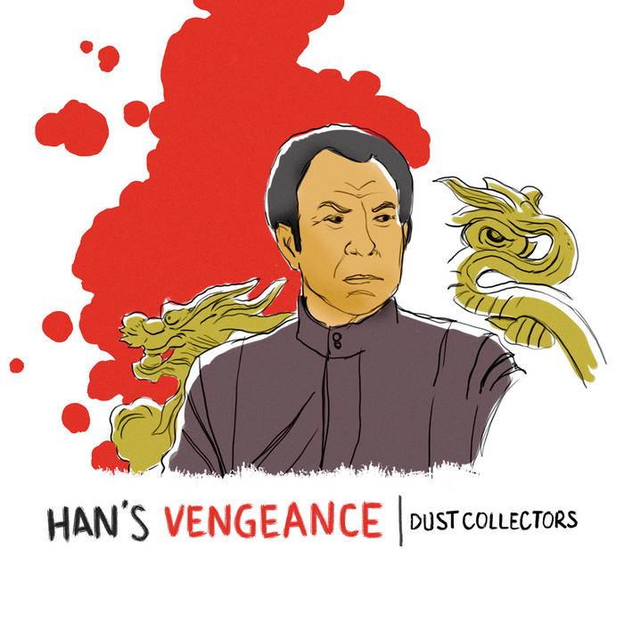 Han's Vengeance cover art