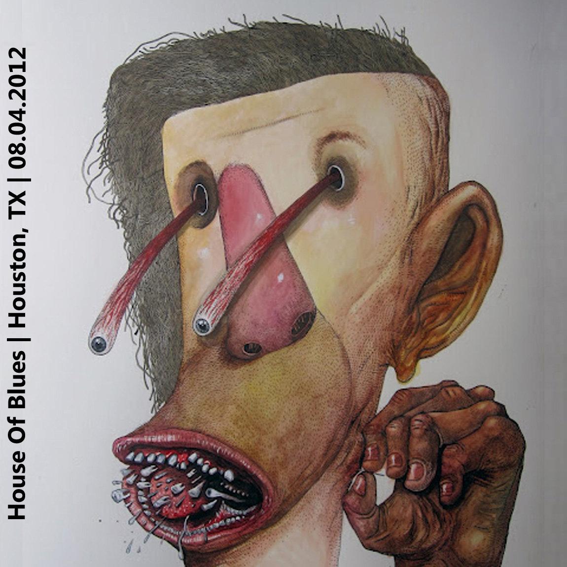 house of blues | houston, tx | 08.04.2012 | bob schneider