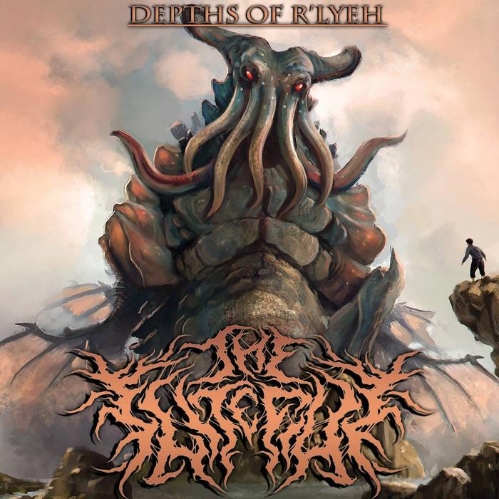 Depths Of R'lyeh cover art
