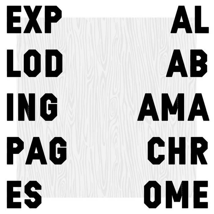 Alabama Chrome cover art
