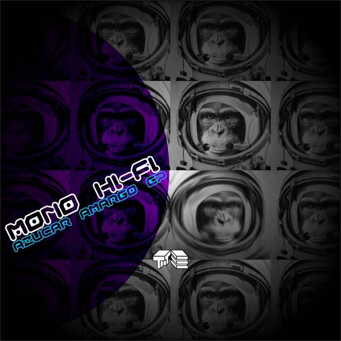 Azucar Amargo EP cover art