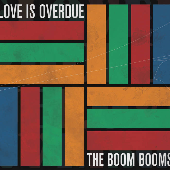 Love Is Overdue cover art