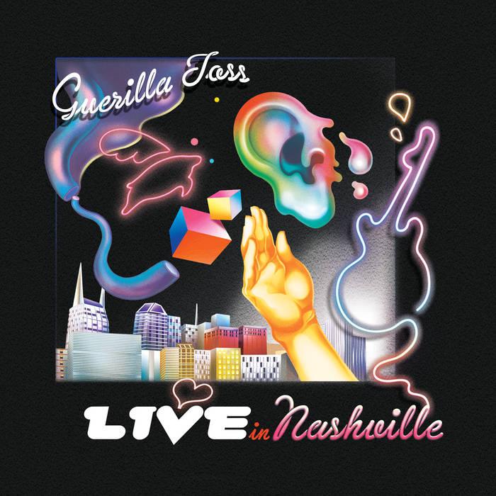 Live In Nashville cover art
