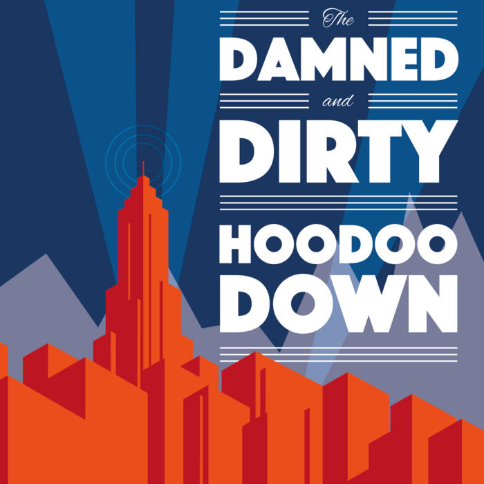 Hoodoo Down cover art