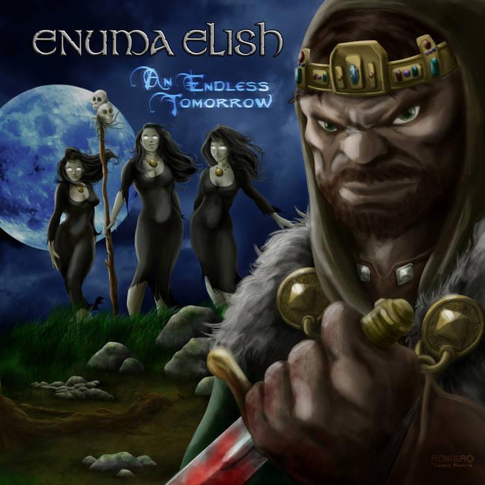 An Endless Tomorrow cover art