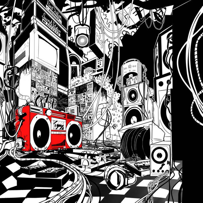 King Julien Sound System cover art