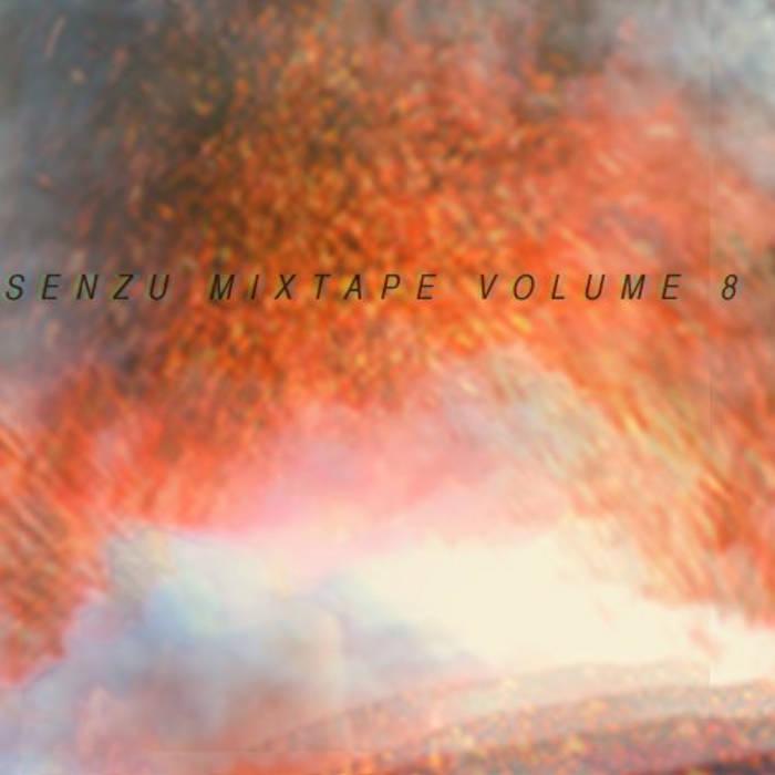 SENZU VOL 8 cover art