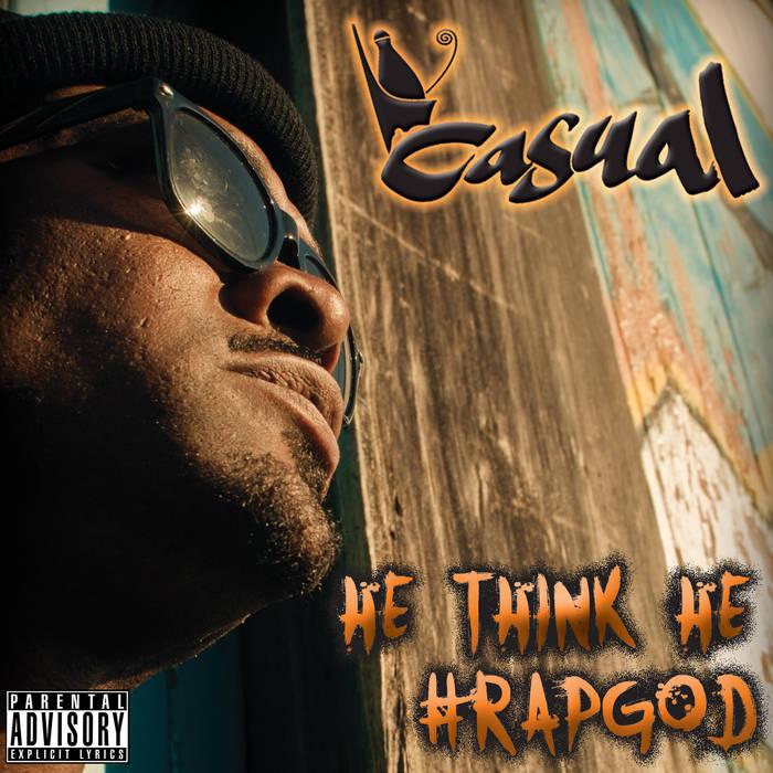 HE Think He #Rapgod cover art