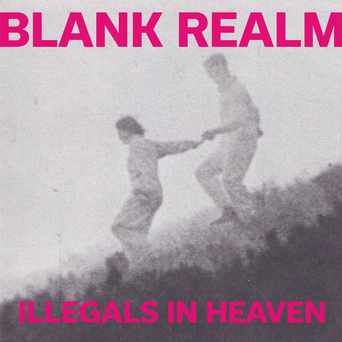 Illegals In Heaven cover art