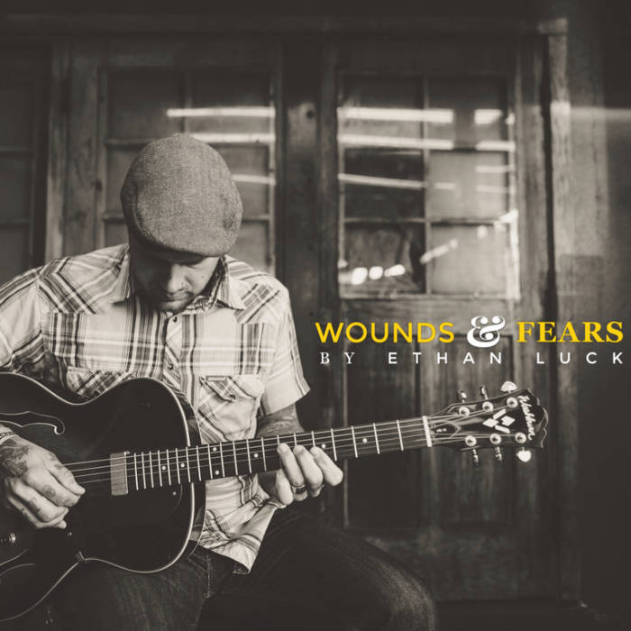 Wounds & Fears (EP) cover art