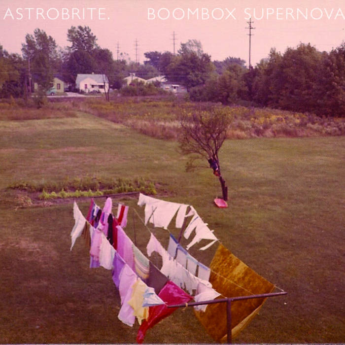 Boombox Supernova cover art