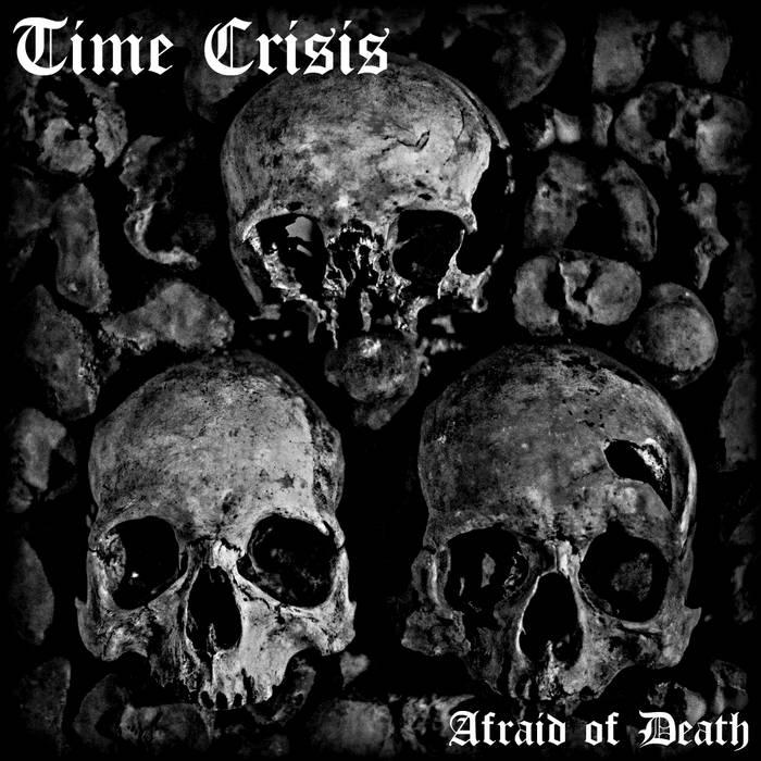 Afraid Of Death cover art