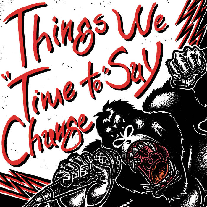 Time to Change cover art