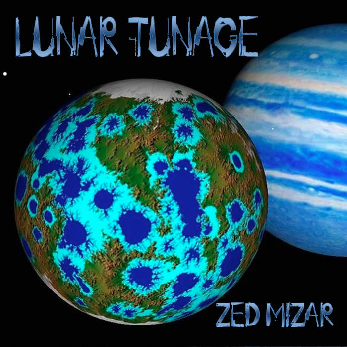 lunar tunage cover art