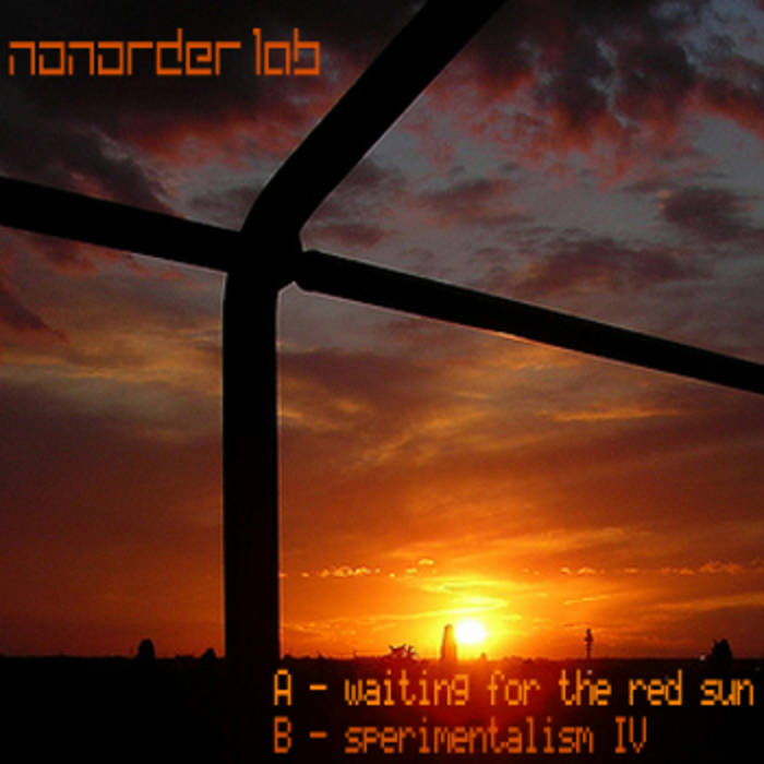 Waiting For The Red Sun / Sperimentalism IV cover art