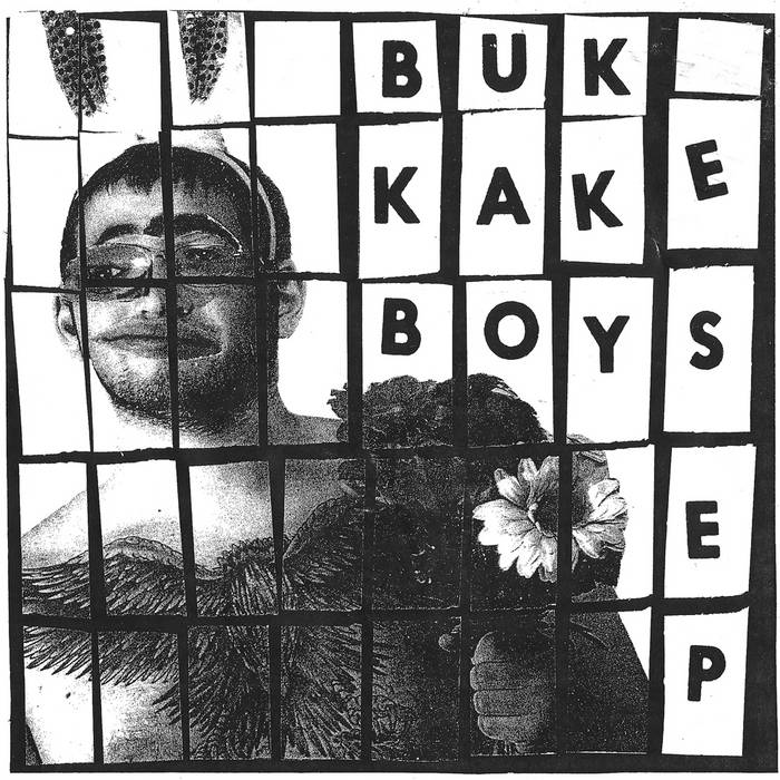 Bukkake Boys EP cover art