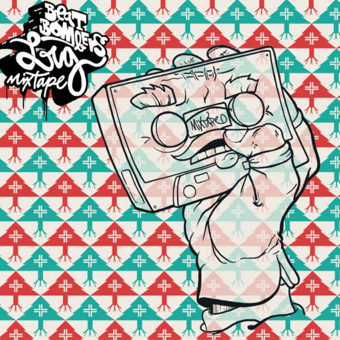 Beatbombers LRG Mixtape cover art