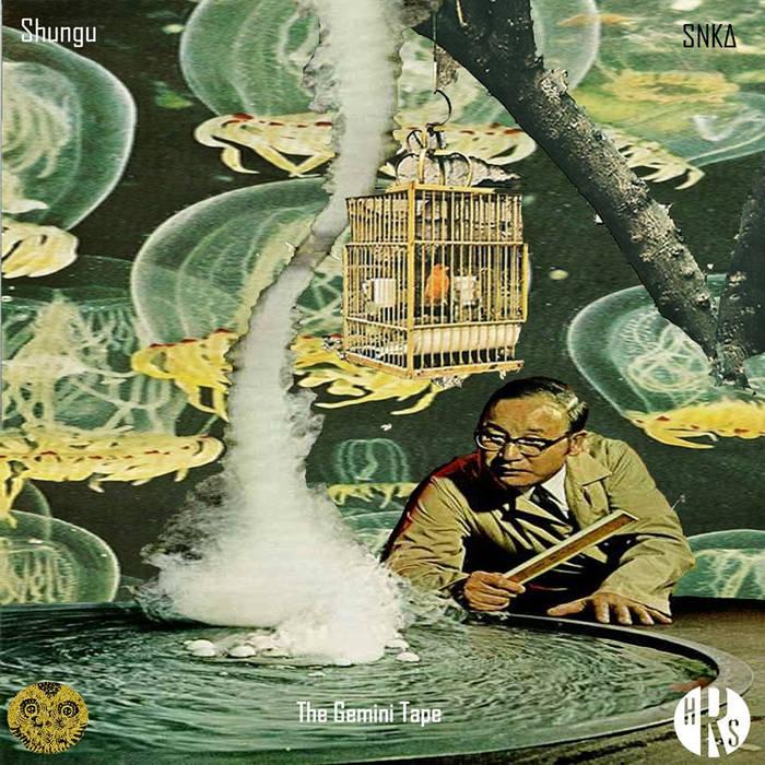 The Gemini Tape cover art