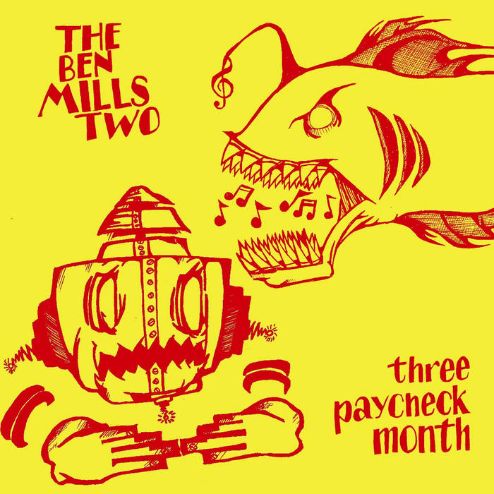 Three Paycheck Month cover art