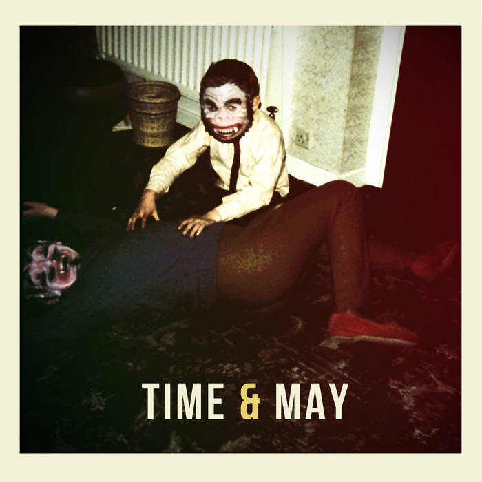 Time&May cover art