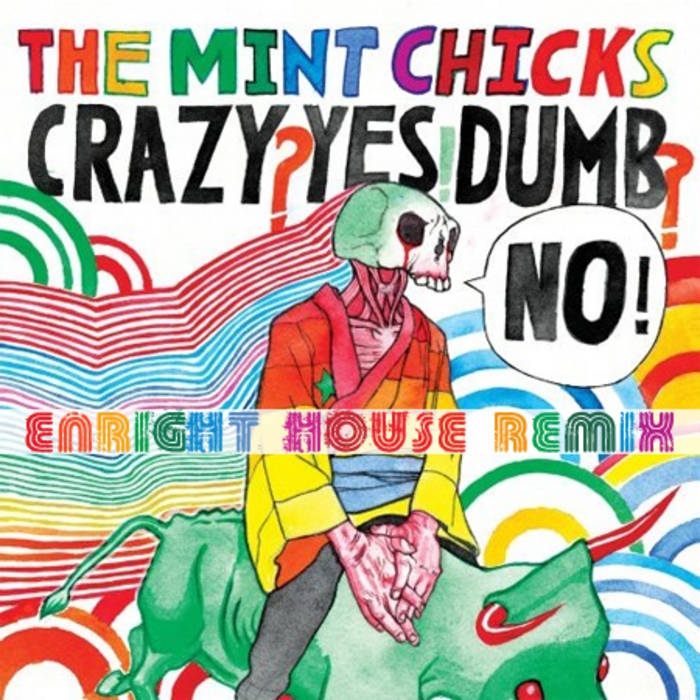 Enright House Remixes The Mint Chicks cover art