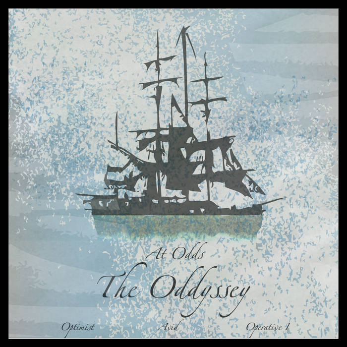 The Oddyssey cover art