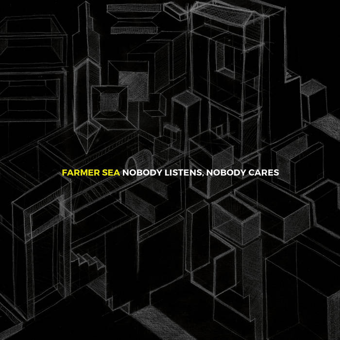 Nobody Listens, Nobody Cares cover art